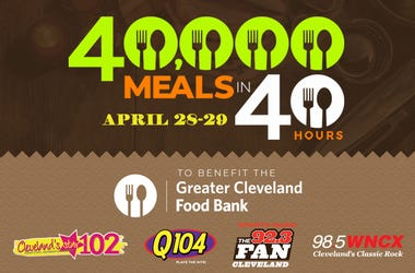 40,000 Meals in 40 Hours