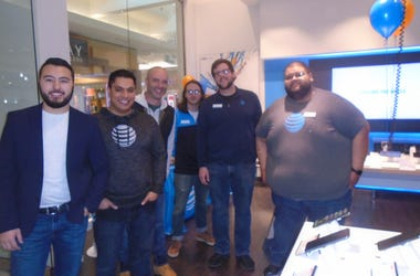 Tim Richards at AT&T in North Olmsted