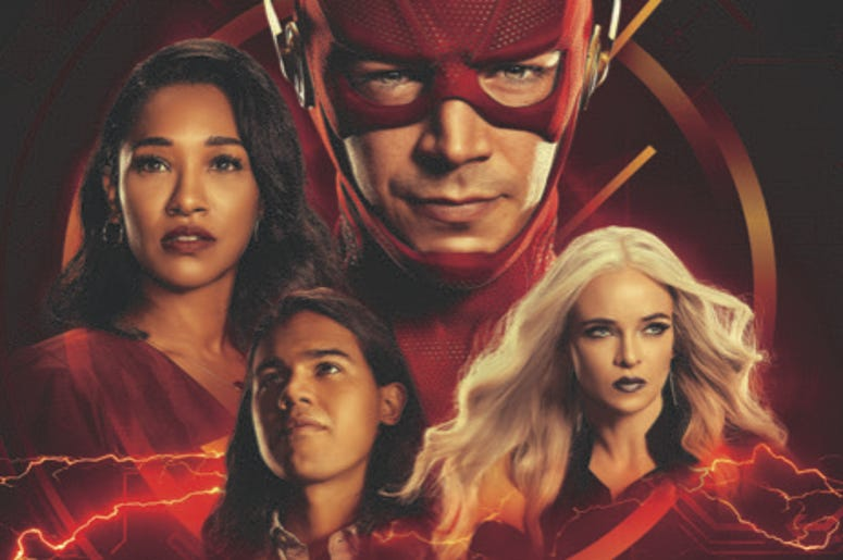 The Flash Complete Sixth Season