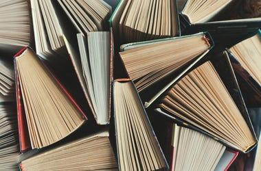 book books library