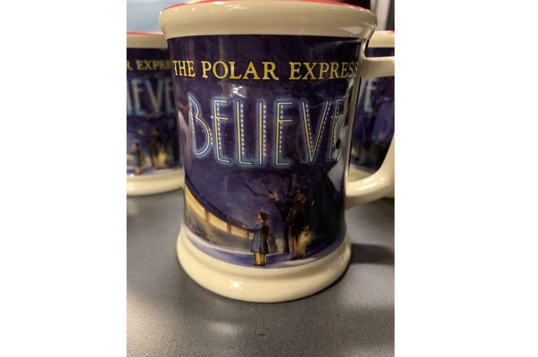 Jen Toohey Polar Express 2020