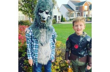 Jen Toohey Halloween