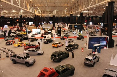 Cleveland Auto Show 2020