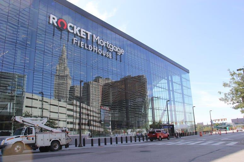 Rocket Mortgage FieldHouse Renovations