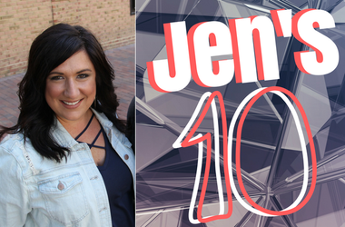 Jen's Ten