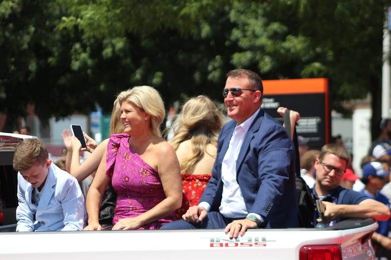 MLB All-Star Parade 2019