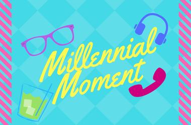 millennial moment