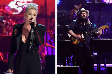 P!nk + Chris Stapleton