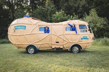 Planters' Peanut NUTmobile