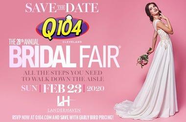 Q104 Bridal Fair 2020