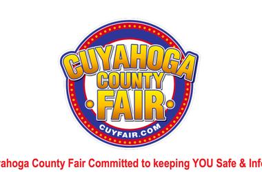 Cuyahoga County Fair logo