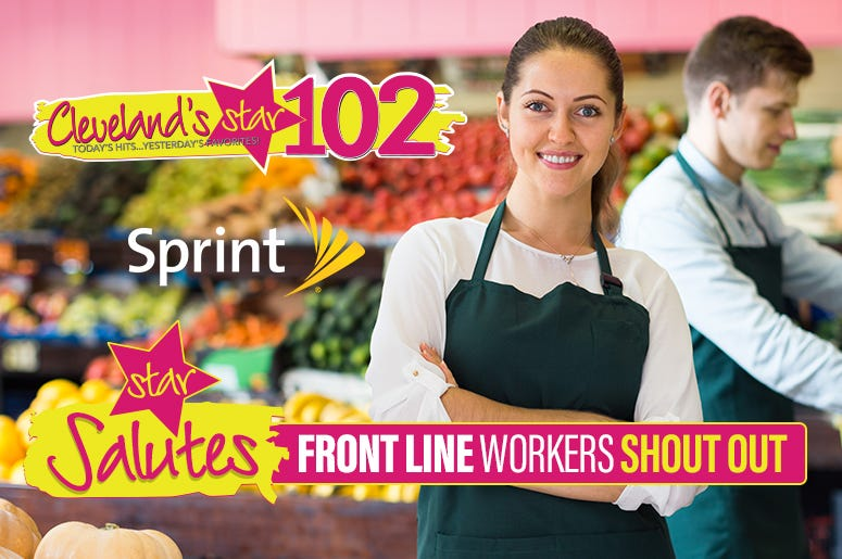 star salutes front line workers