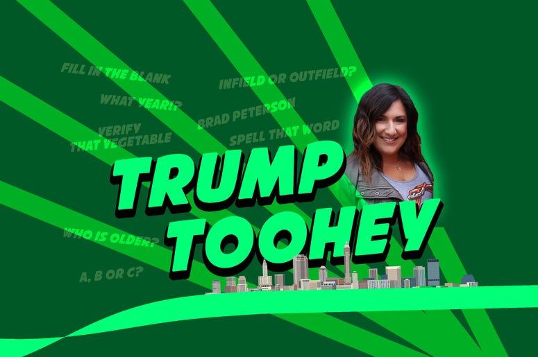 trump toohey green logo