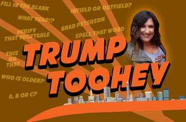 Trump Toohey Logo Orange