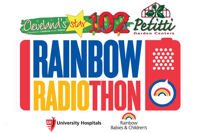 Cleveland Christmas Music Station 2020 2020 Rainbow Radiothon   Star 102