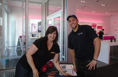 Desiray at T-Mobile - March 24, 2018