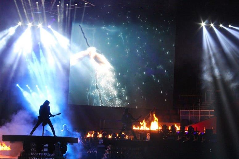 Trans-Siberian Orchestra at Quicken Loans Arena - December 29, 2017