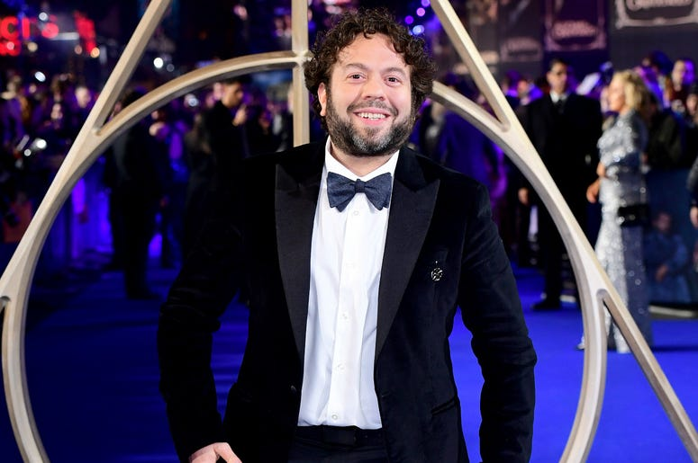Dan Fogler attending the Fantastic Beasts: The Crimes of Grindelwald UK premiere held at Leicester Square, London.