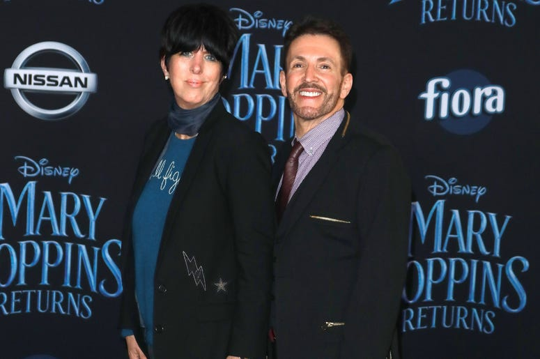 Diane Warren and Eric Vetro at the Disney's 'Mary Poppins Returns' Los Angeles Premiere held at the Dolby Theatre on November 29, 2018 in Hollywood, CA