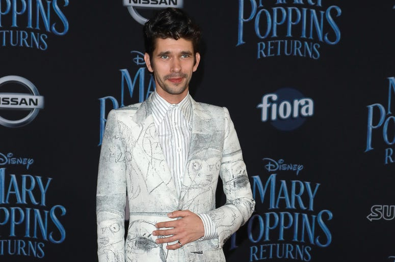 Ben Whishaw at the Disney's 'Mary Poppins Returns' Los Angeles Premiere held at the Dolby Theatre on November 29, 2018 in Hollywood, CA, USA