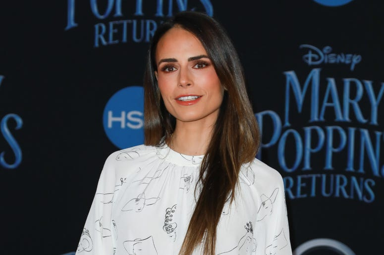Jordana Brewster at the Disney's 'Mary Poppins Returns' Los Angeles Premiere held at the Dolby Theatre on November 29, 2018 in Hollywood, CA, USA
