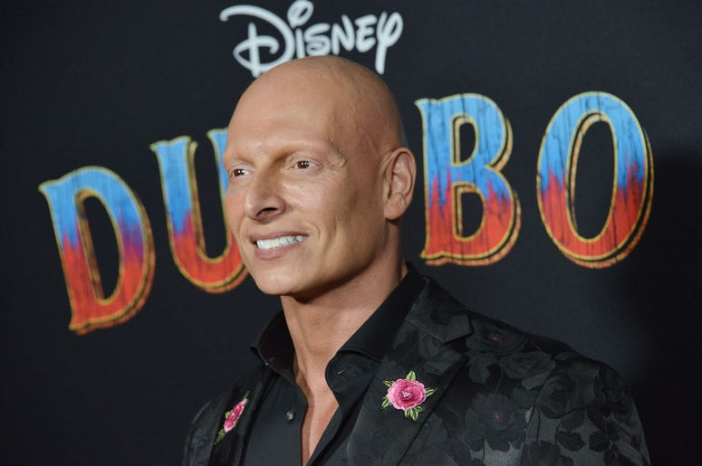 """Joseph Gatt arrives at Disney's """"Dumbo"""" Los Angeles Premiere held at the El Capitan Theatre in Hollywood, CA on Monday, March 11, 2019."""