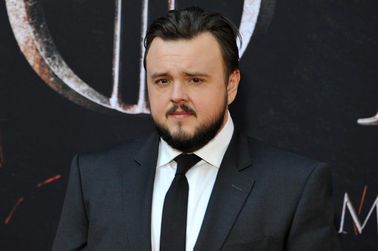 """John Bradley attends HBO's """"Game of Thrones"""" eight and final season premiere at Radio City Music Hall in New York, NY, April 3, 2019."""