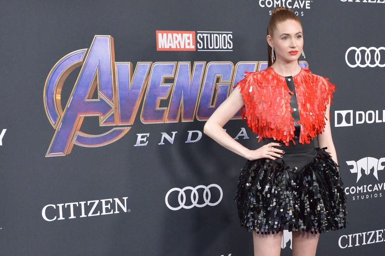 "Karen Gillan arrives at Marvel Studios' ""Avengers: Endgame"" World Premiere held at the Los Angeles Convention Center in Los Angeles, CA on Monday, April 22, 2019."