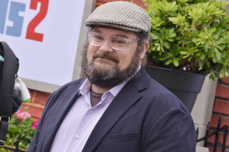 Bobby Moynihan arrives at the Universal Pictures THE SECRET LIFE OF PETS 2 Los Angeles Premiere held at the Regency Village Theatre in Westwood, CA on Sunay, June 2, 2019.