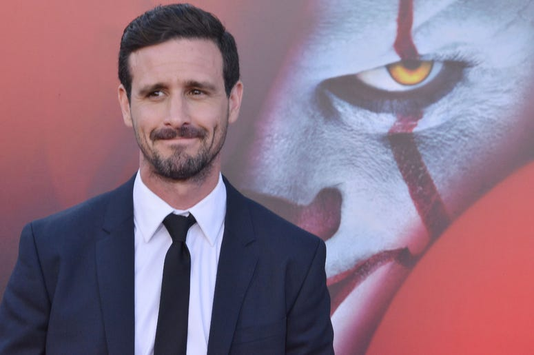 James Ransone arrives at the Warner Bros. Pictures' IT CHAPTER TWO Premiere held at the Regency Village Theatre in Westwood, CA on Monday, August 26, 2019.
