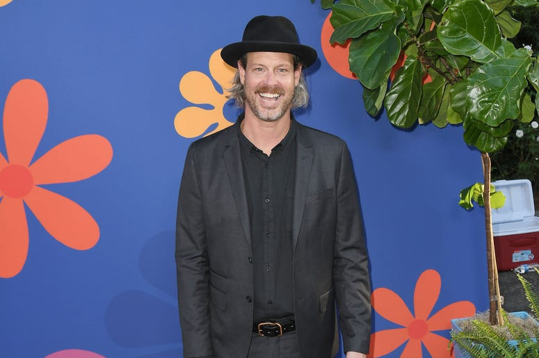 Steve Ford arrives at HGTV's A VERY BRADY RENOVATION Los Angeles Premiere held at The Garland Hotel in North Hollywood, CA on Thursday, September 5, 2019.