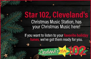 star102 its always Christmas