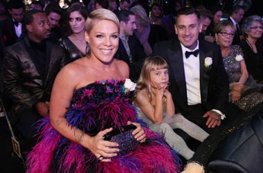 Pink claps back at criticism