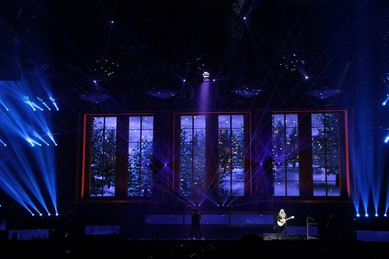 Trans-Siberian Orchestra at Quicken Loans Arena 2018
