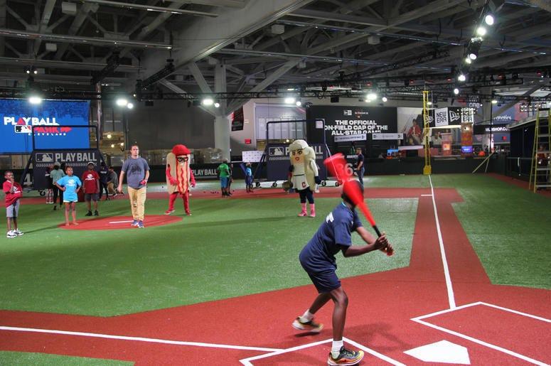 play ball park
