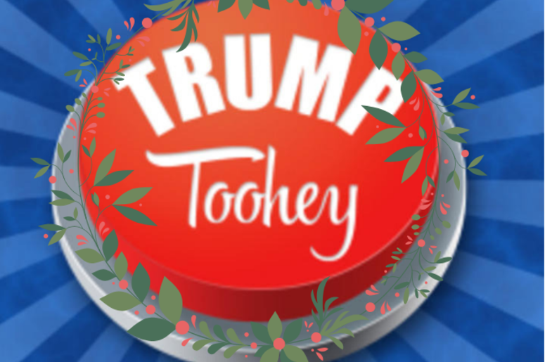 Christmas Trump Toohey Logo
