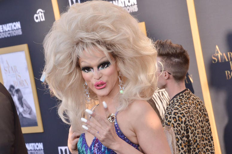"""Willam Belli arrives at """"A Star Is Born"""" Los Angeles Premiere held at The Shrine Auditorium & Expo Hall in Los Angeles, CA on Monday, September 24, 2018."""
