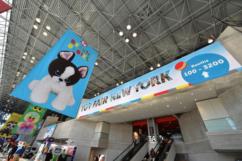 2019 Toy Fair New York