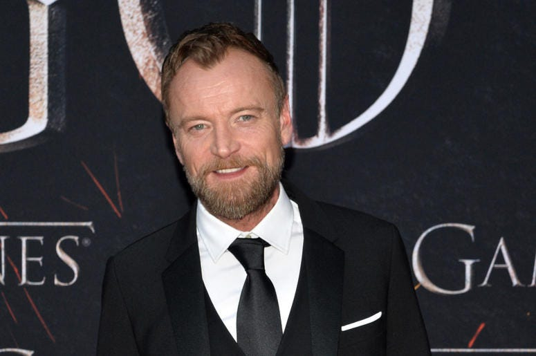 """Richard Dormer attends HBO's """"Game of Thrones"""" eight and final season premiere at Radio City Music Hall in New York, NY, April 3, 2019."""