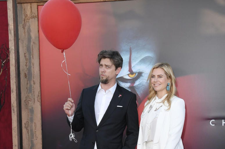 (L-R) Andy Muschietti and Barbara Muschietti at the Warner Bros. Pictures' IT CHAPTER TWO Premiere held at the Regency Village Theatre in Westwood, CA on Monday, August 26, 2019