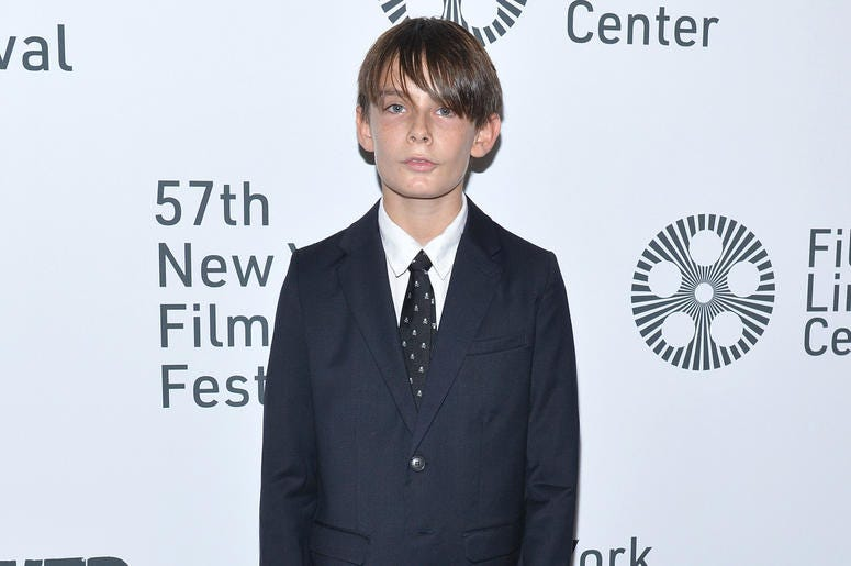 "Peter Leonardi attends the ""Joker"" Premiere at the 57th New York Film Festival in New York, NY, October 2, 2019."