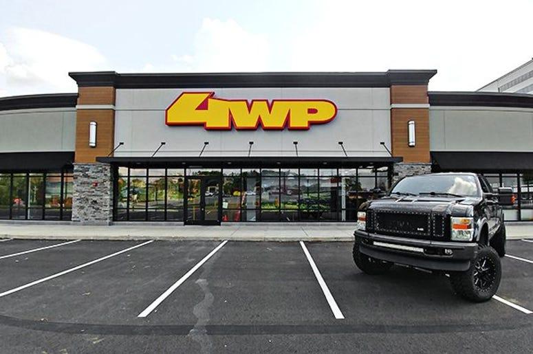 4WP Penn Center East