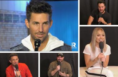 Jake Owen, Luke Bryan, Danielle Bradbery, Michael Ray, Chris Young