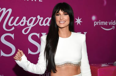 """Singer-songwriter Kacey Musgraves attends the premiere of Amazon Prime Video's """"The Kacey Musgraves Christmas Show,"""" at Metrograph, Tuesday, Nov. 19, 2019, in New York."""