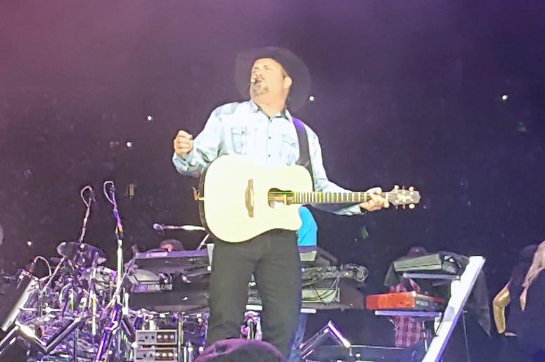 Garth Brooks Notre Dame Concert