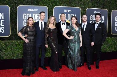 Tom Hanks Family