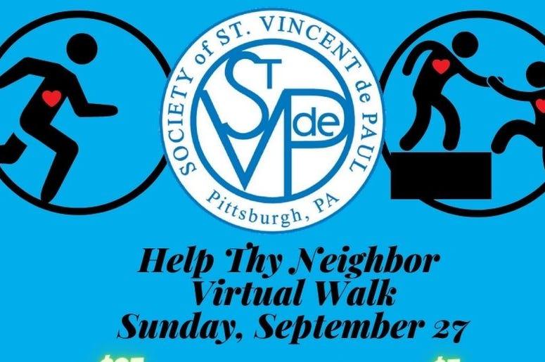Help Thy Neighbor Virtual Walk