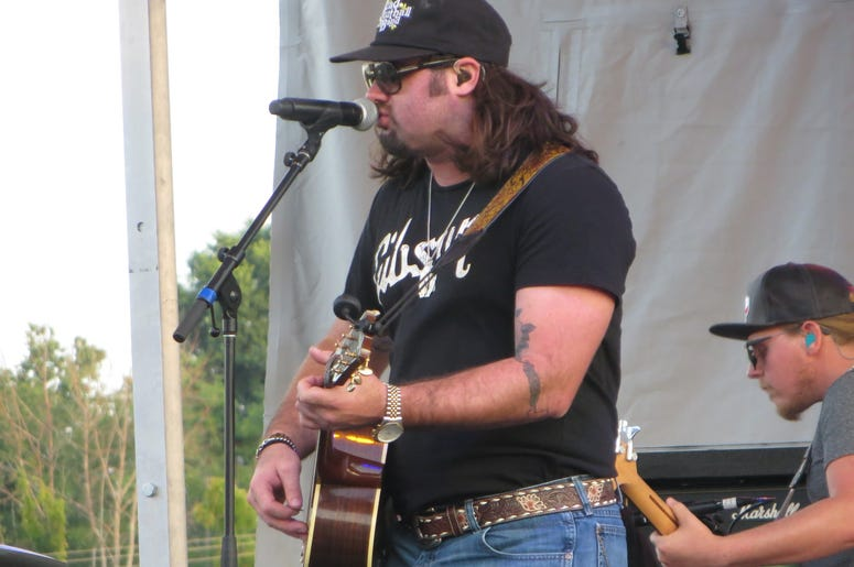 Kenny Ross Nissan >> Koe Wetzel at Red Dirt Revival | Y108