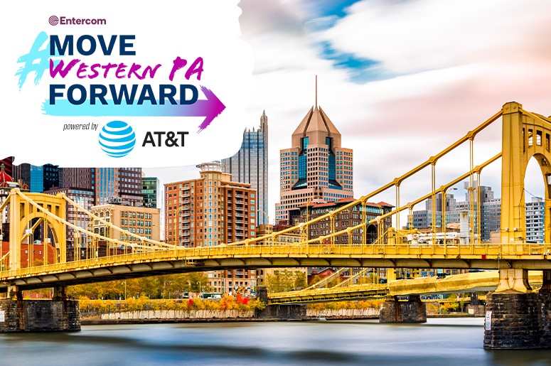Move Western PA Forward powered by AT&T