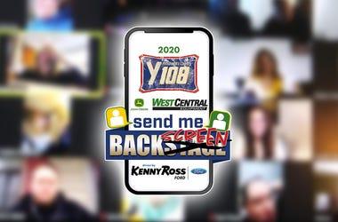 Y108 Send Me Backstage is Now Send Me Backscreen